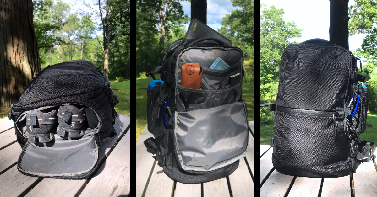 Aer Travel Pack 2 Design