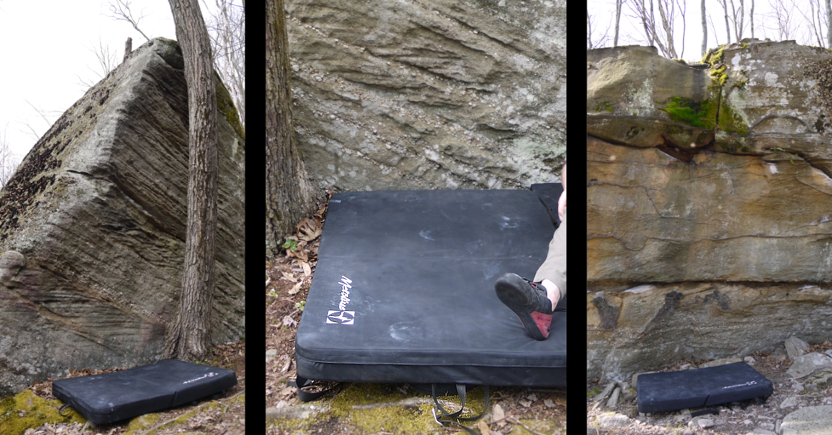 Metolius-Basic-Crash-Pad–Review-Positioned