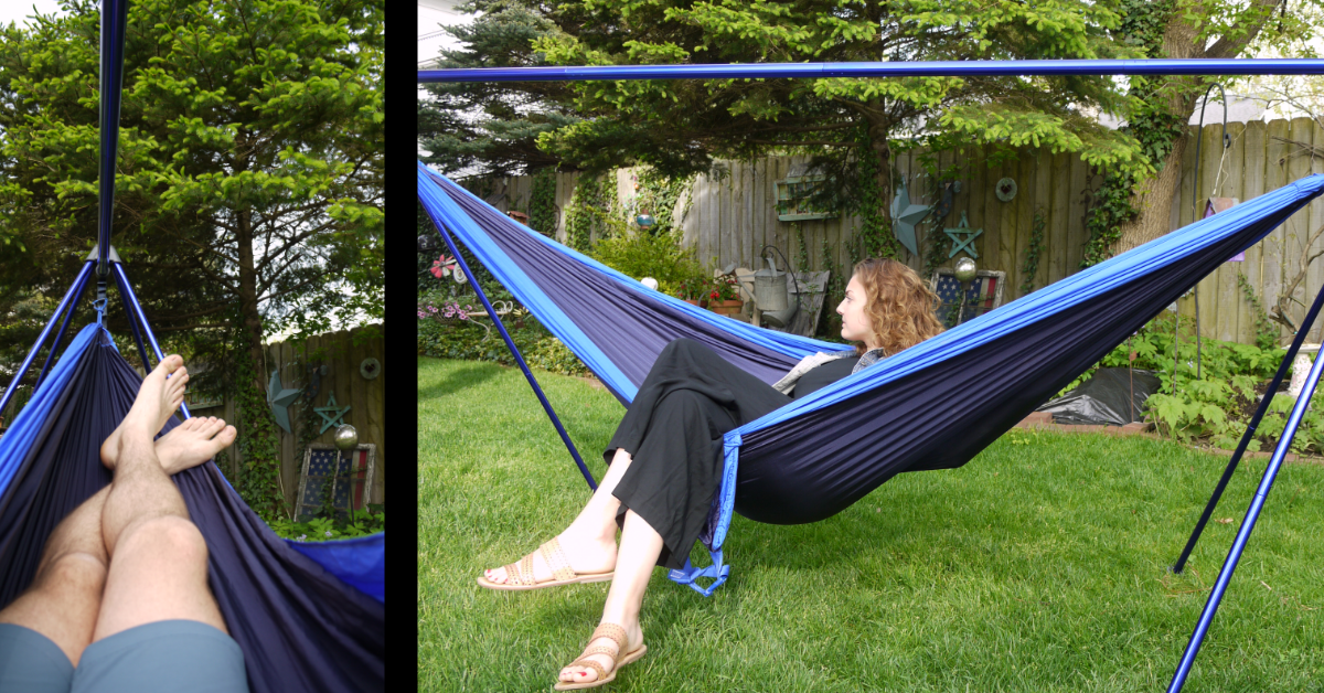 ENO Nomad Hammock Stand_DoubleDeluxe