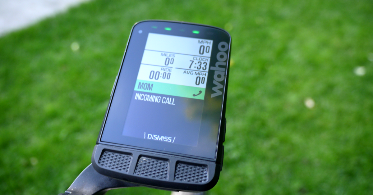 Wahoo ELEMNT ROAM Review_Call