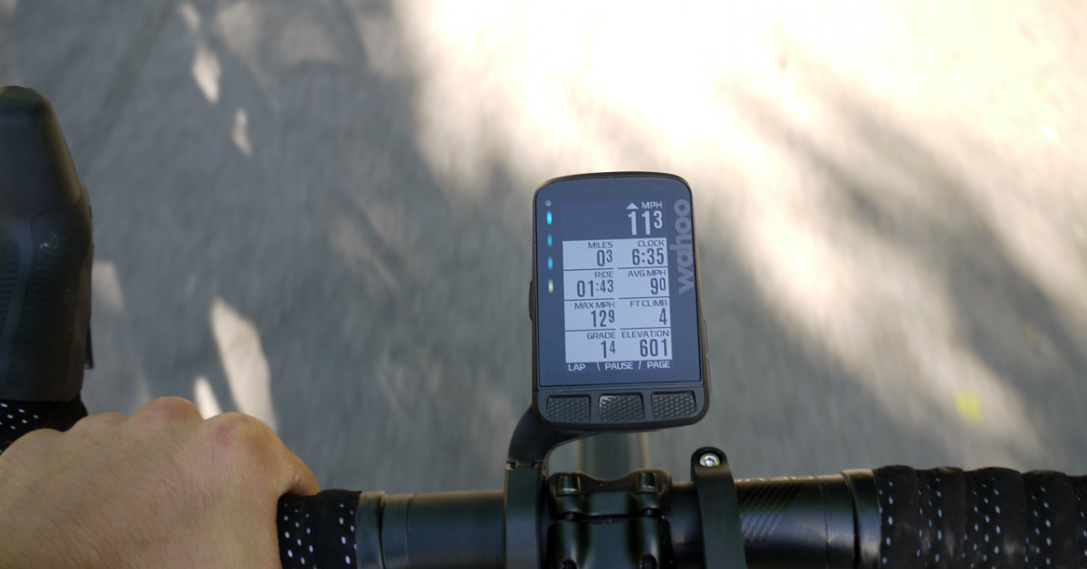 Wahoo ELEMNT ROAM Review_Quicklook