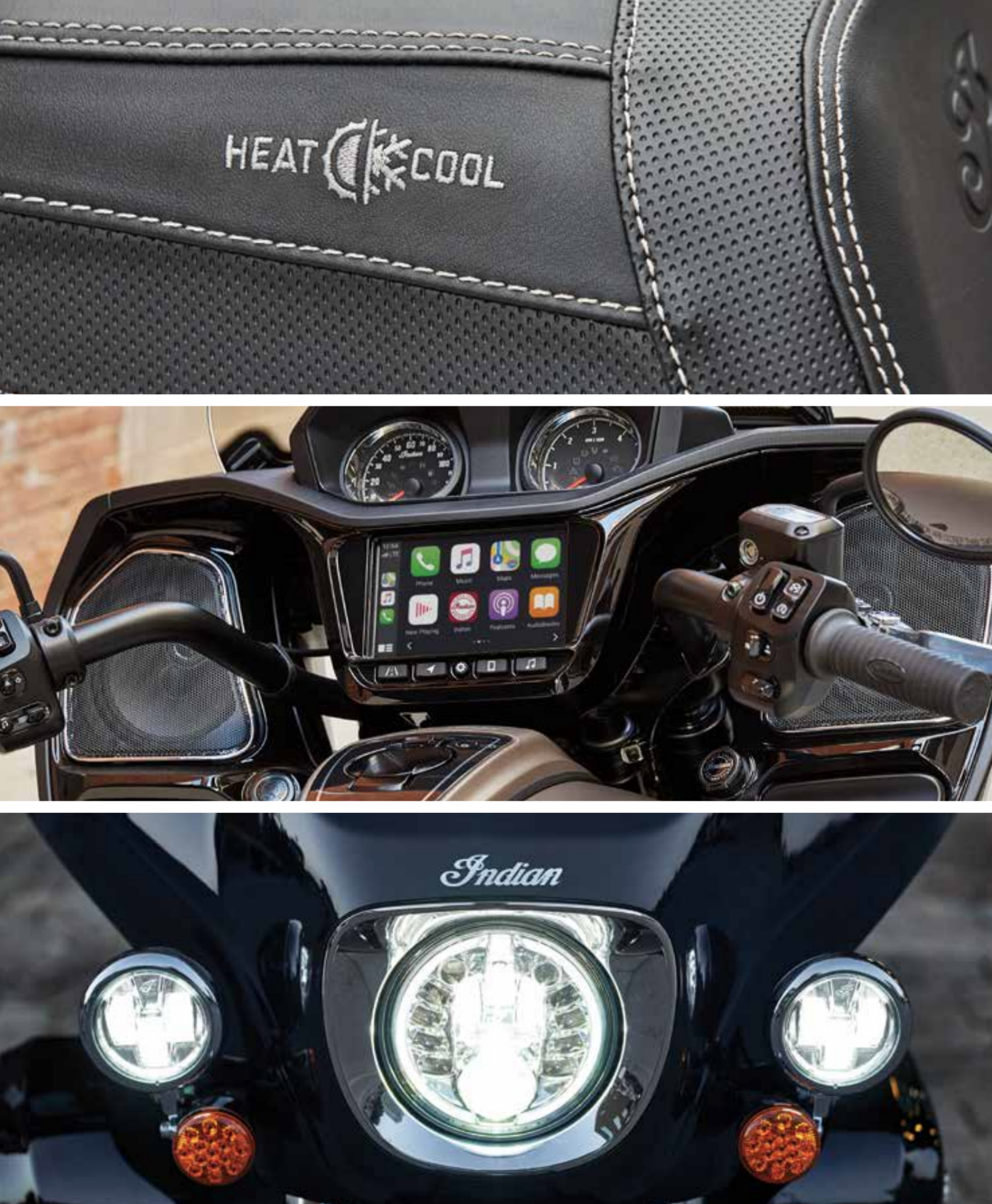 indian motorcycle innovative tech