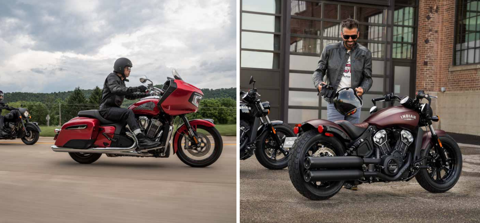 indian motorcycle redesigns
