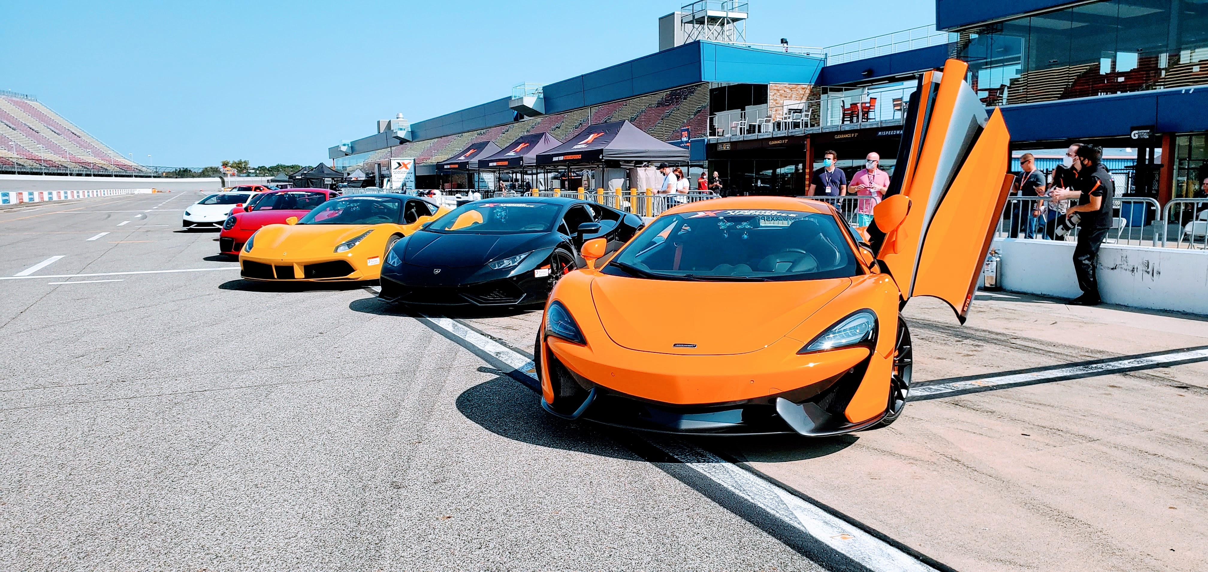 xtreme xperience racing Lamborghini mclaren ferrari porsche